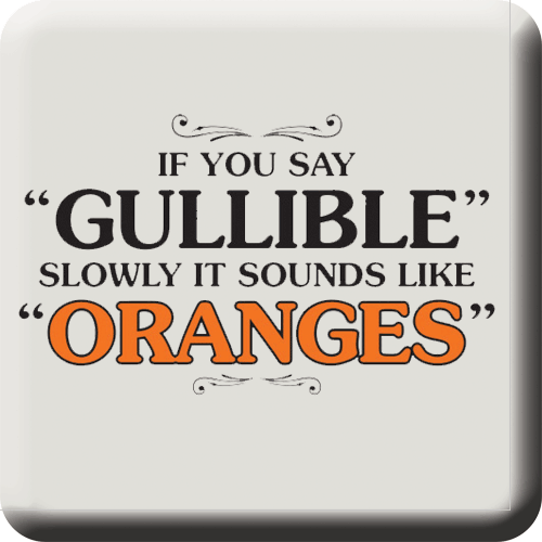 Gullible people - Meme on Imgur