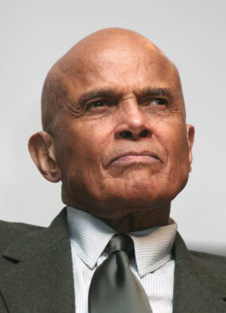 Tavis & West Radio Show Edits Out <b>Harry Belafonte</b> Criticism of Obama on <b>...</b> - harry-belafonte1_0