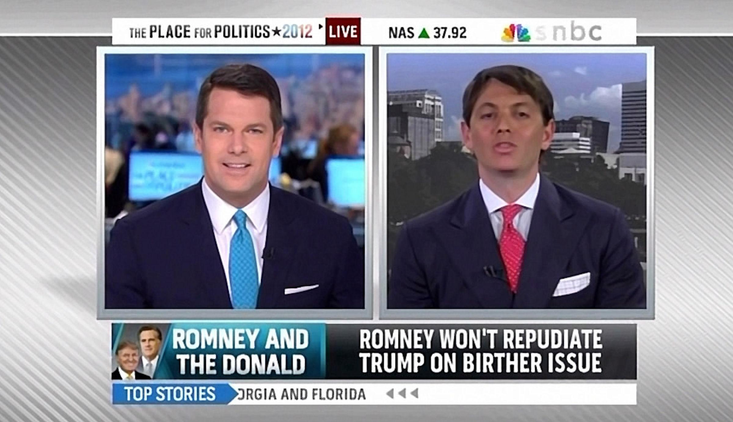 Watch Live: Ben Carson Speech - NBC News