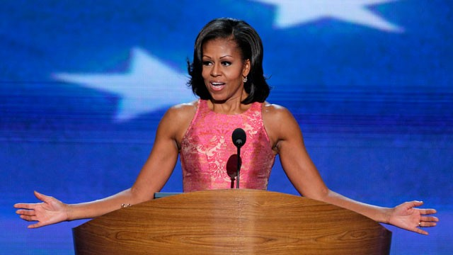 Michelle Obama Solicited Campaign Contributions As Sandy ...