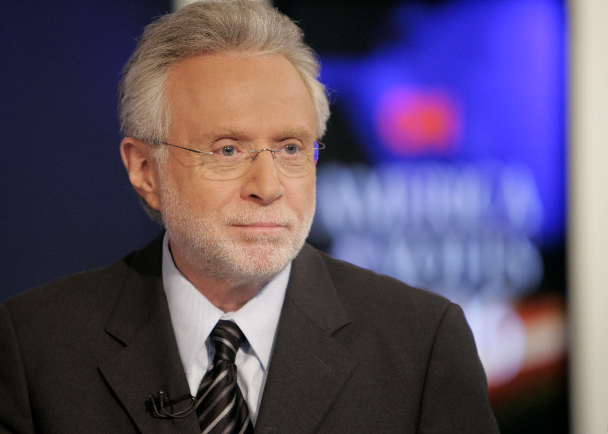 Wolf Blitzer earned a  million dollar salary - leaving the net worth at 16 million in 2018