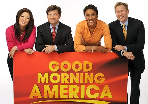 'Good Morning America' Beats 'Today' Show in May Sweeps ... Good Morning America