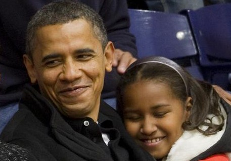 President Obama's Touching Essay on Fatherhood
