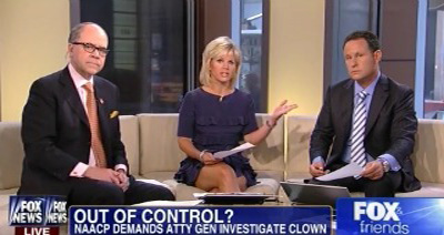 Fox News Morning Hosts Guest Slam Media Fury Over Obama