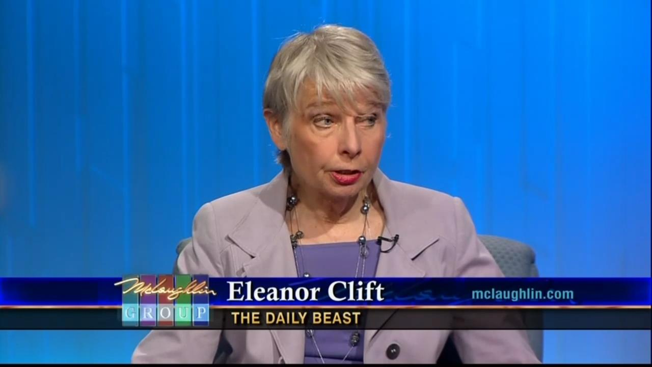 Eleanor Clift Triples-Down on Claim That Amb. Stevens 'Was ...
